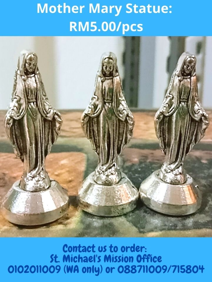 Mother Mary Statue RM 5