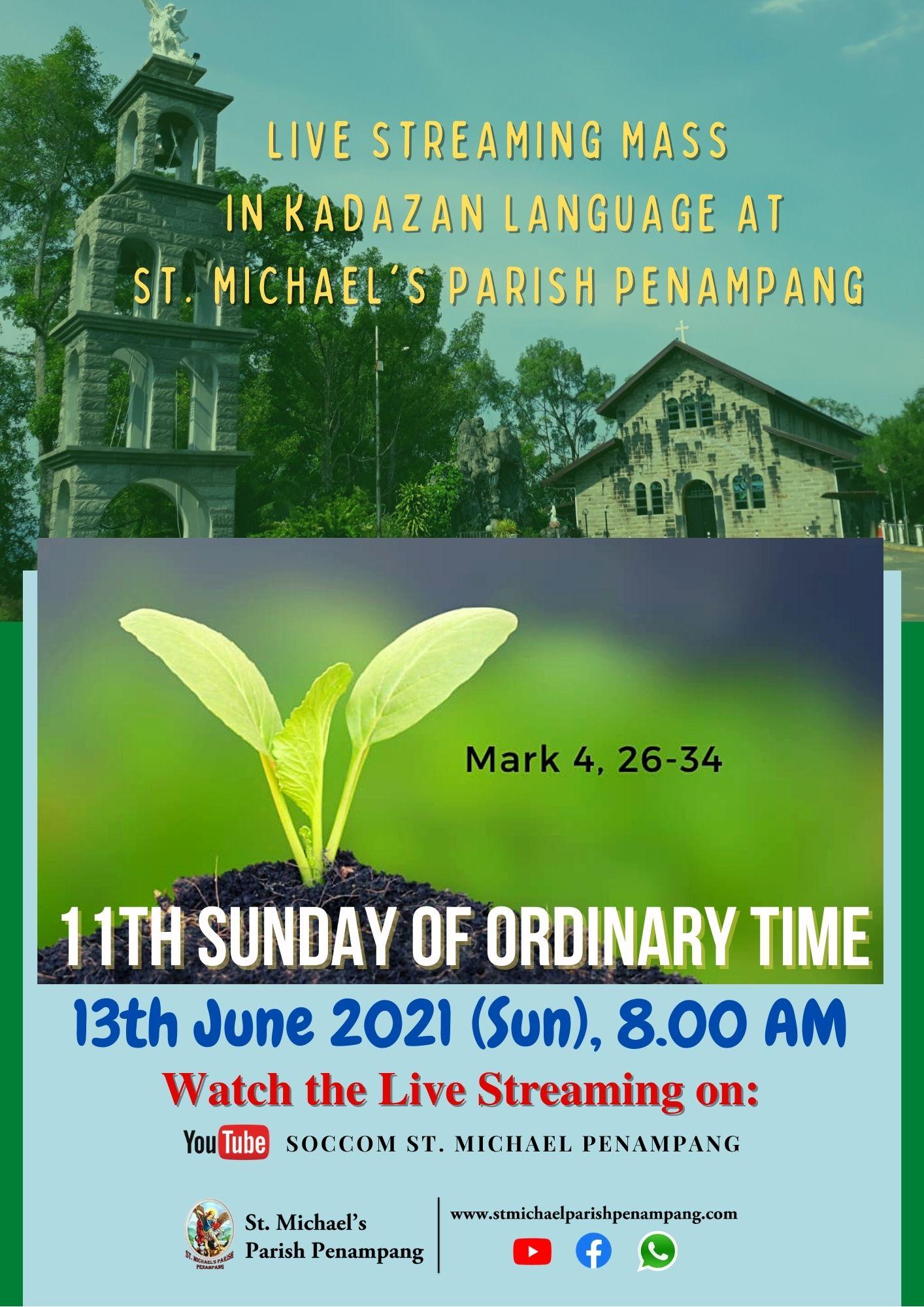 Online Mass (Kadazan)(2)