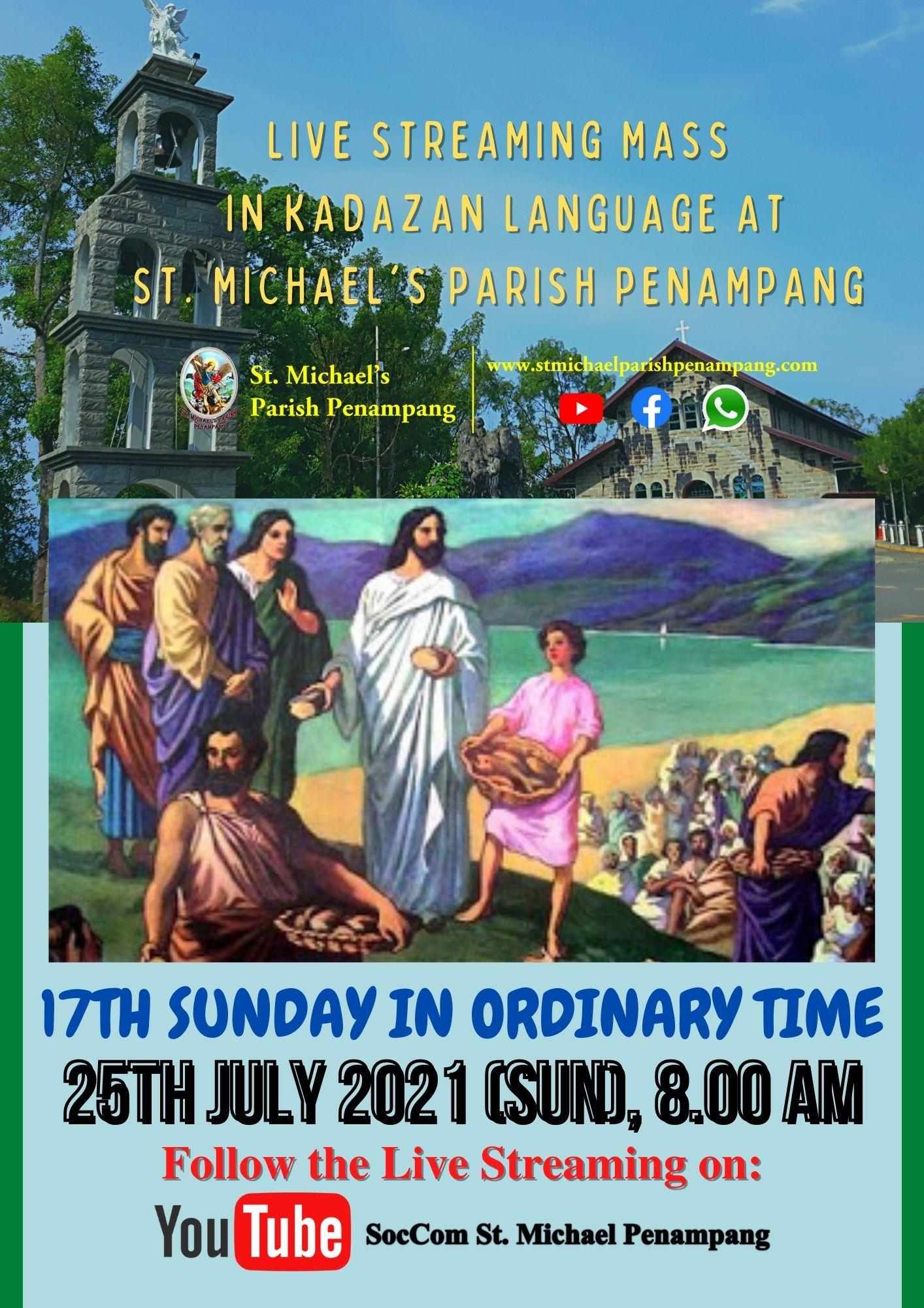 Online Mass (Kadazan)(4)