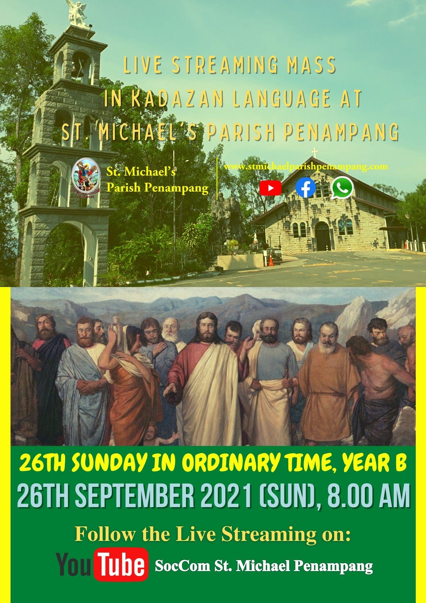 Online Mass (Kadazan)(8)